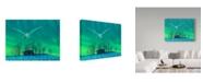 "Trademark Global James W. Johnson 'Cabin Comfort' Canvas Art - 47"" x 35"""