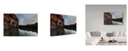 "Trademark Global Jason Matias 'Tide Pool Sunrise' Canvas Art - 47"" x 30"""