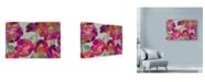 "Trademark Global Marietta Cohen Art And Design 'Poppies From My Window 2' Canvas Art - 32"" x 22"""
