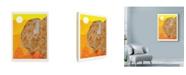 "Trademark Global Ric Stultz 'Old West' Canvas Art - 35"" x 47"""