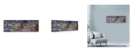 "Trademark Global Nicky Boehme 'Stillness Of Christmas' Canvas Art - 24"" x 8"""