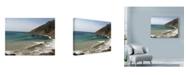 "Trademark Global Nina Marie 'California Vista Stop' Canvas Art - 32"" x 24"""