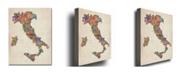 "Trademark Global Michael Tompsett 'Italy II' Canvas Art - 32"" x 24"""