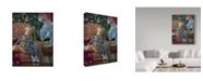 "Trademark Global Tricia Reilly-Matthews 'I Still Believe' Canvas Art - 14"" x 19"""