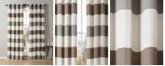 "Duck River Textile Iouri 54"" x 84"" Striped Curtain Set"
