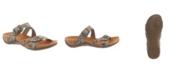 BEARPAW Women's Maddie Flat Sandals