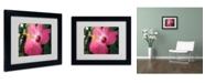 """Trademark Global Monica Fleet 'Empowering Bliss' Matted Framed Art - 14"""" x 11"""""""