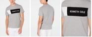 Kenneth Cole Men's Blocked Panel Logo T-Shirt