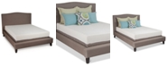 "Dusk & Dawn 8"" Gel Memory Foam Mattress Collection"