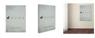 "Trademark Global Christian Jackson 'Ugly Duckling' Canvas Art - 35"" x 47"""