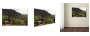 "Trademark Global Jason Shaffer 'Hawaii' Canvas Art - 47"" x 30"""