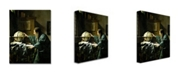 "Trademark Global Jan Vermeer 'The Astronomer' Canvas Art - 32"" x 24"""