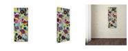 """Trademark Global Carrie Schmitt 'Rising Toward The Sun' Canvas Art - 8"""" x 19"""""""
