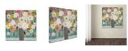"Trademark Global Carrie Schmitt 'Bask In The Beauty Of It All' Canvas Art - 24"" x 24"""