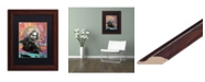 """Trademark Global Dean Russo 'Jerry 1' Matted Framed Art - 11"""" x 14"""""""