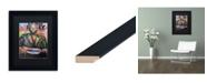 "Trademark Global Dean Russo 'Lead Belly' Matted Framed Art - 11"" x 14"""