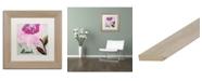"""Trademark Global Carrie Schmitt 'Blessed' Matted Framed Art - 11"""" x 11"""""""