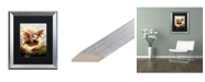"Trademark Global Natasha Wescoat 'Dreaming Of Flying' Matted Framed Art - 16"" x 20"""
