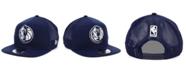 New Era Dallas Mavericks Dub Fresh Trucker 9FIFTY Snapback Cap