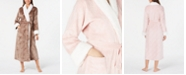 Charter Club Faux-Sherpa-Trim Robe, Created For Macy's