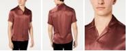 INC International Concepts INC Men's Satin Shirt, Created for Macy's