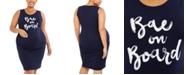 Motherhood Maternity Bae On Board™ Plus Size Dress