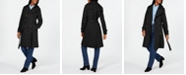 Michael Kors Double-Breasted Belted Coat