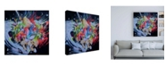 "Trademark Global Taka Sudo Barrel Canvas Art - 15.5"" x 21"""