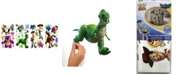 York Wallcoverings Toy Story 3 Peel and Stick Wall Decals - Glow In The Dark