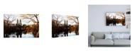 "Trademark Global Philippe Hugonnard Fall Colors on Central Park Canvas Art - 36.5"" x 48"""