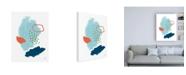 "Trademark Global Moira Hershey Eternal Optimist II Canvas Art - 27"" x 33.5"""