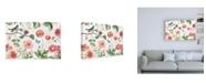 """Trademark Global Katie Pertiet Studio Botanicals I Canvas Art - 36.5"""" x 48"""""""