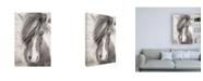 "Trademark Global Laura Marshall Elska II BW Canvas Art - 15.5"" x 21"""