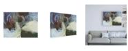 "Trademark Global Emilia Aran Ventana Boulders Canvas Art - 15.5"" x 21"""