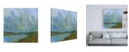 "Trademark Global Paul Baile Claerwen Reflections Canvas Art - 15.5"" x 21"""