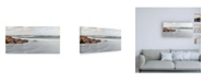 "Trademark Global Nicholas Bel Florida Gulf Coast Canvas Art - 36.5"" x 48"""