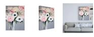 "Trademark Global Jacqueline Brewe Sweetie Pie Canvas Art - 15.5"" x 21"""