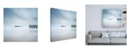 "Trademark Global Wilco Drag Whispering Peir Canvas Art - 15.5"" x 21"""