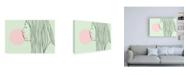 """Trademark Global Robert Farka Pink Bubble Gum Canvas Art - 19.5"""" x 26"""""""