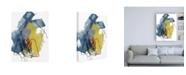 "Trademark Global Ying Gu Fall of 2016 No. 1 Canvas Art - 19.5"" x 26"""