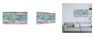 "Trademark Global Ingeborg Herckenrat Miami Reflection Canvas Art - 36.5"" x 48"""