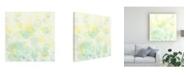 """Trademark Global Vanna Lam Ocean Tetra II Canvas Art - 15"""" x 20"""""""