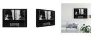 "Trademark Global Peter Davidson Home Alone Canvas Art - 37"" x 49"""