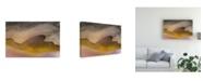 "Trademark Global Phillip Chang Crossing Natron Lake Canvas Art - 20"" x 25"""