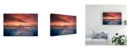 "Trademark Global Jose Antonio Trivino The Old Spa Canvas Art - 20"" x 25"""