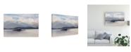 """Trademark Global Monte Nagler Eldred Rock Lighthouse Alaska Color Canvas Art - 20"""" x 25"""""""