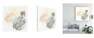 "Trademark Global June Erica Vess Infinite Object IV Canvas Art - 15"" x 20"""