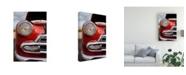 "Trademark Global Laura Denardo Cars of Cuba IV Canvas Art - 37"" x 49"""