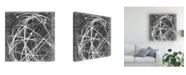 "Trademark Global Ethan Harper Interstellar II Canvas Art - 15.5"" x 21"""