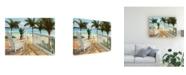 "Trademark Global Patrick Sullivan Million Dollar View Canvas Art - 15.5"" x 21"""